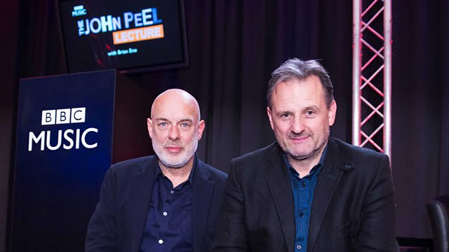 The John Peel Lecture with Brian Eno