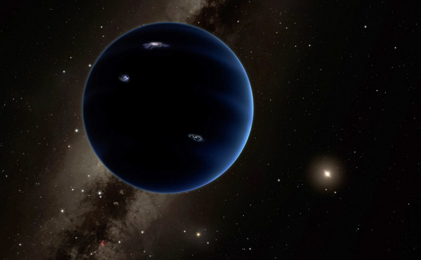 A Ninth Planet Once Again?