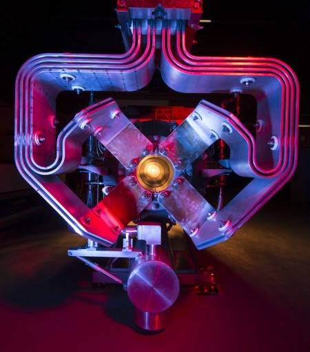 Funneling fundamental particles