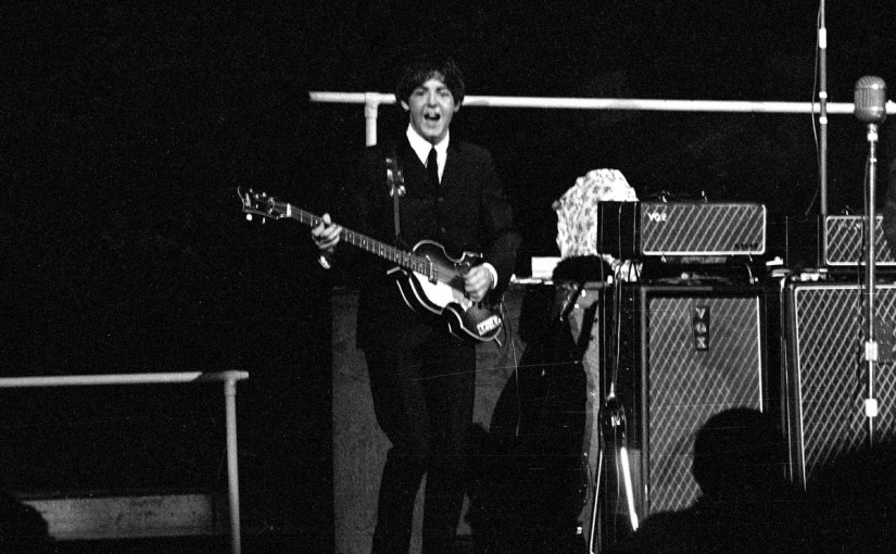 Remastering the One Beatles Live Album Finally Made It Great